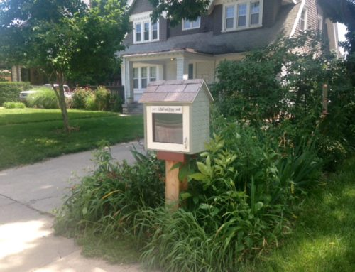 How to Start a Little Free Library